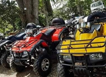 ATV vehicles